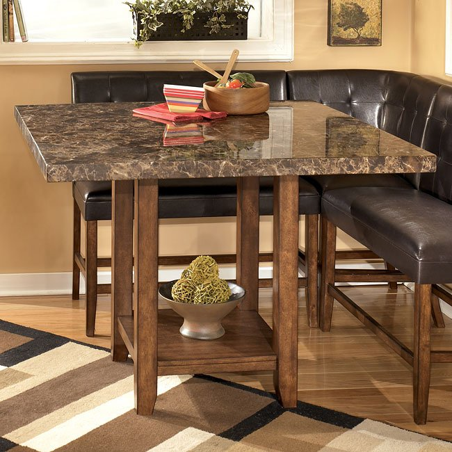 Lacey Square Counter Height Table By Signature Design Ashley