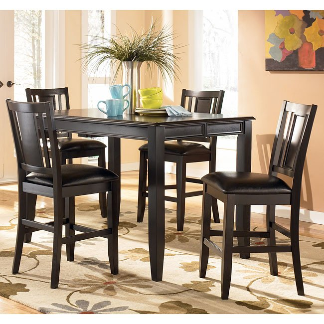 Merveilleux Carlyle Counter Height Dining Room Set
