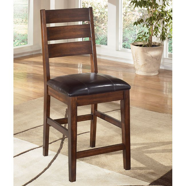 Larchmont 24 Inch Bar Stool Set Of 2 Signature Design By