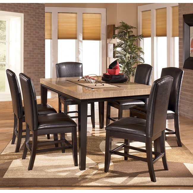 Naomi Rectangular Dining Room Set By Signature Design By Ashley 1 Review S Furniturepick