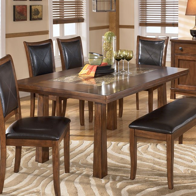 Dazzelton Dining Room Table: Croften Rectangular Dining Table By Signature Design By
