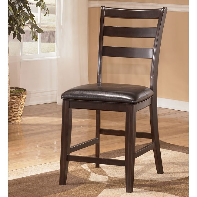 Ridgley 24 Inch Bar Stool Set Of 2 By Signature Design Ashley