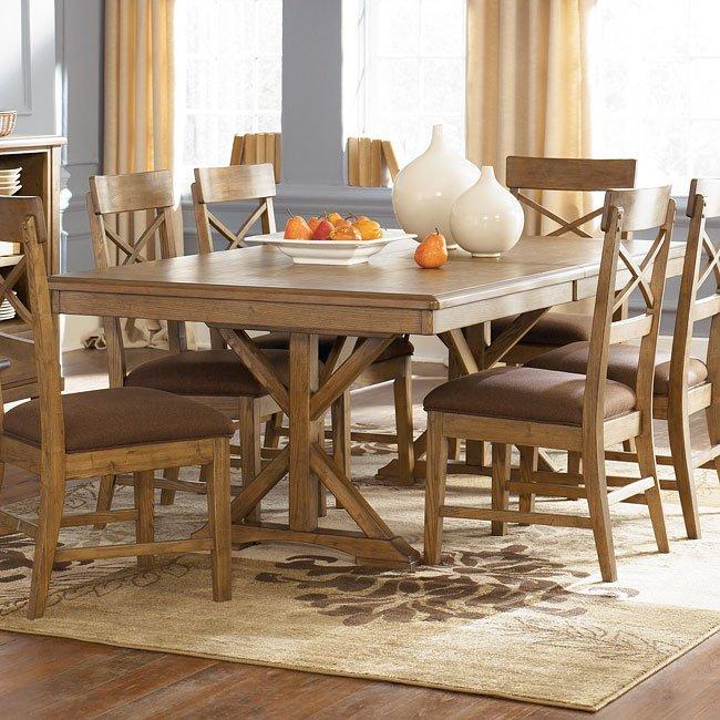 Danbury Heights Rectangular Extension Table