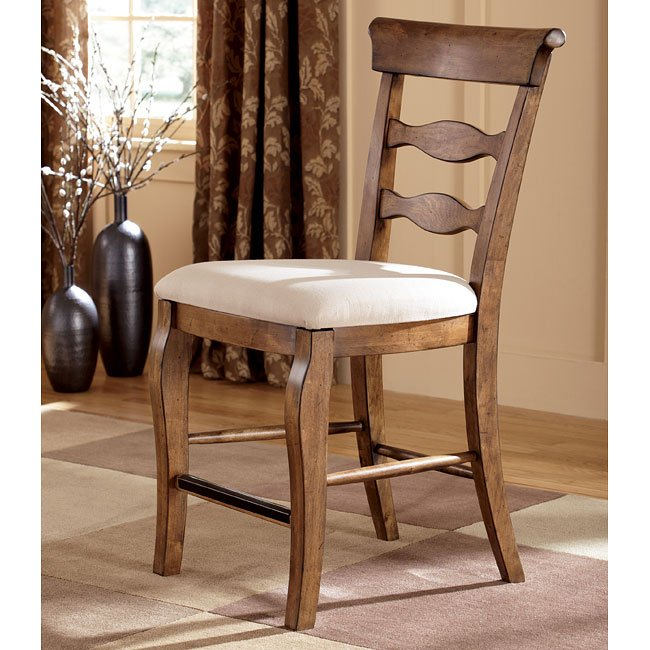 Summerlands 24 Inch Bar Stool Set Of 2 By Millennium Furniturepick