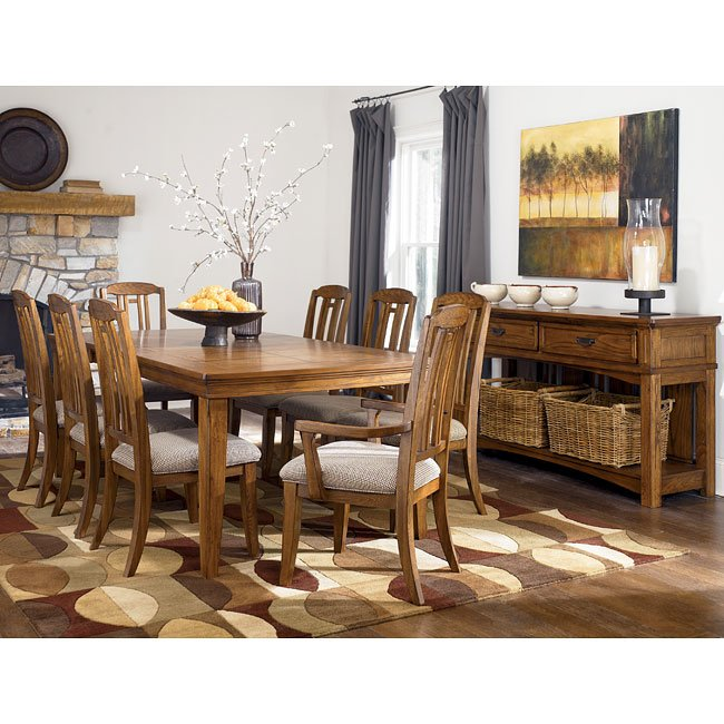 Signature Design By Ashley Besteneer Formal Dining Room: Kelvin Hall Formal Dining Room Set Signature Design By