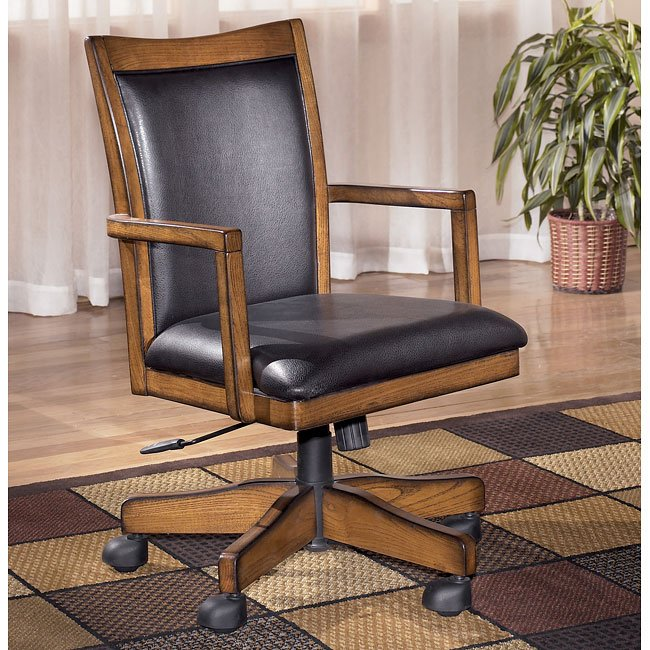 Holfield Office Chair W/ Casters