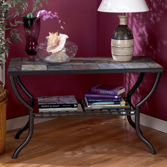Antigo Sofa Table By Signature Design By Ashley 1 Reviews