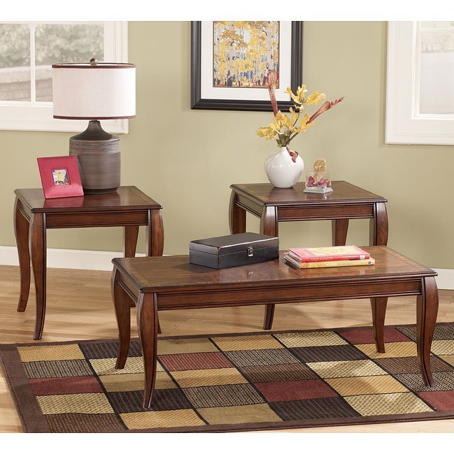 d2e75124a5acf7 Montgomery Mocha Living Room Set by Signature Design by Ashley ...