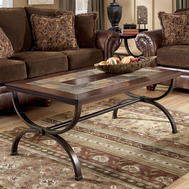 Zander Occasional Table Set By Signature Design By Ashley