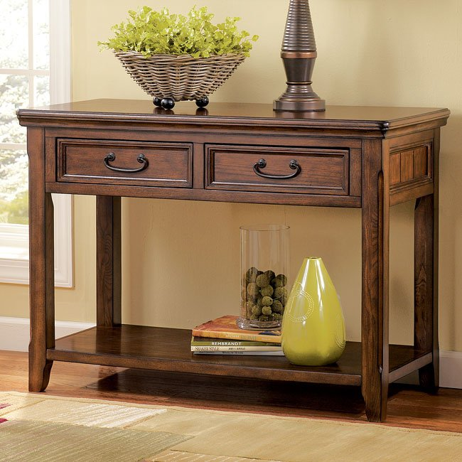 Woodboro Sofa Table By Signature Design By Ashley