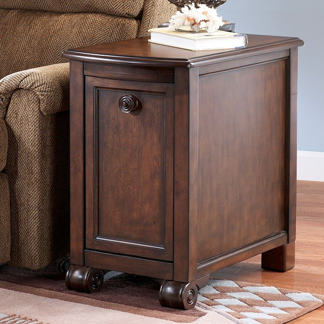 Brookfield Chairside End Table By Signature Design By