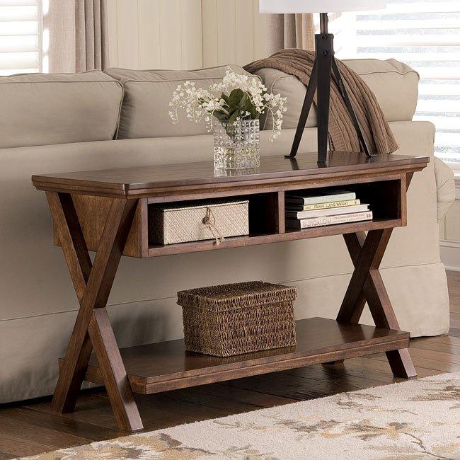 Burkesville Console Sofa Table