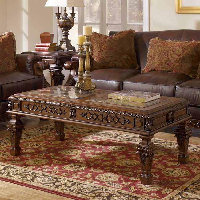 North S Ii Occasional Table Set