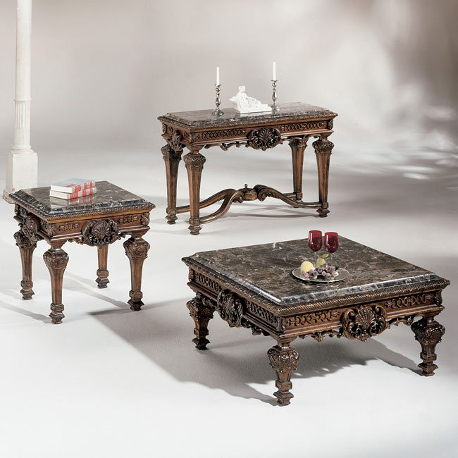 Casa Mollino Square Occasional Table Set Signature Design