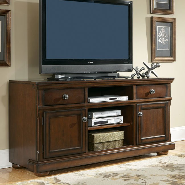 Porter 62 Inch Large Tv Stand By Signature Design By Ashley