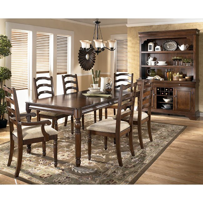 Formal Dining Room Set: Belcourt Formal Dining Room Set By Signature Design By