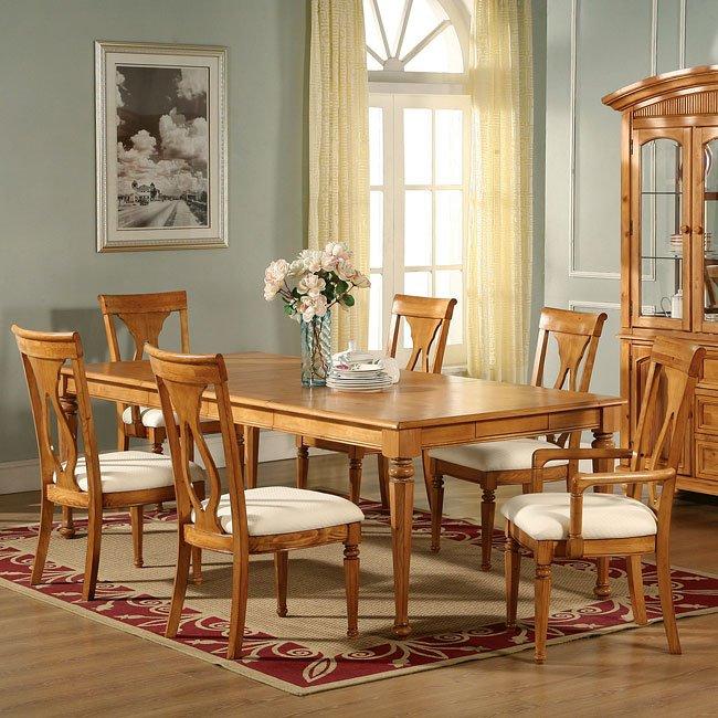 lexington dining room | Lexington Dining Room Set by World Imports | FurniturePick