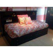 Jaidyn Bookcase Bed