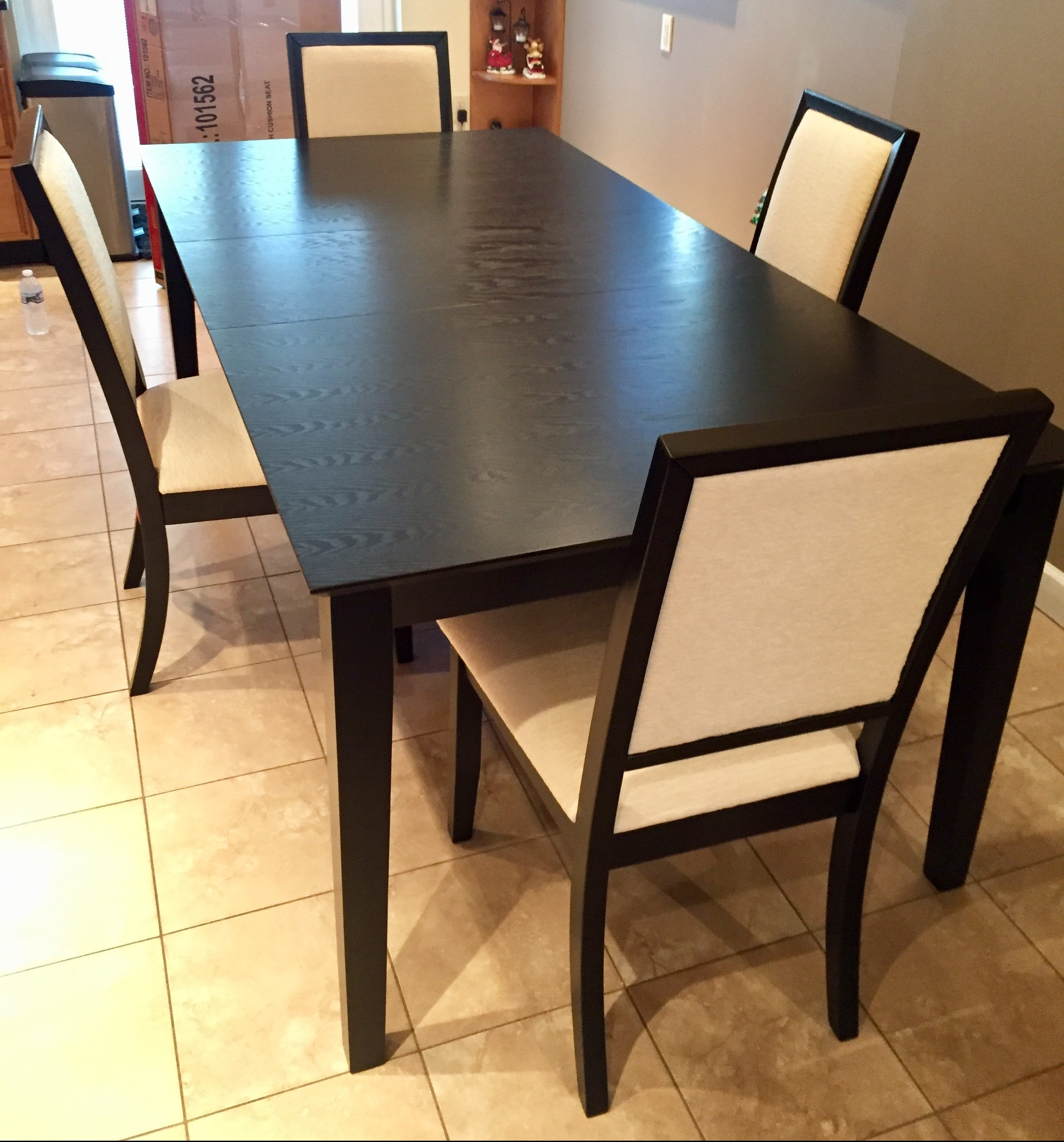 Coaster Lexton 101561 Rectangular Dining Table With 18: Lexton Dining Room Set Coaster Furniture