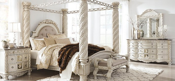 Spring Bedroom Sale by Ashley Furniture